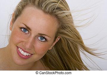 Simply Stunning - An incredibly beautiful young woman shot ...