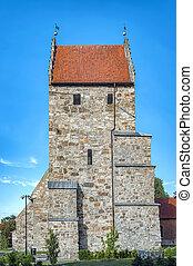 simrishamn, 教堂
