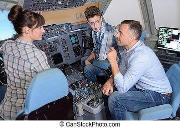 simulator , γενική ιδέα , πτήση