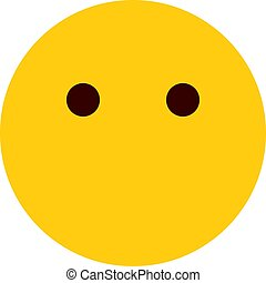sin, boca, emoji