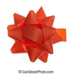 sinaasappel, geschenk buiging