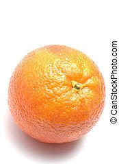 sinaasappel, witte , bloed