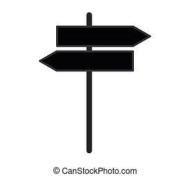 sinais estrada