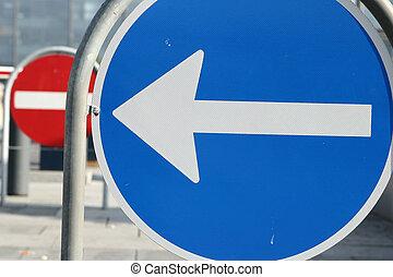 sinais tráfego