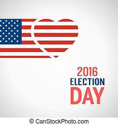 sinal., eleição, dia