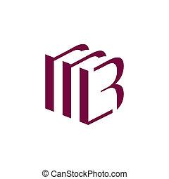 sinal, letra b