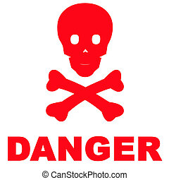 sinal perigo