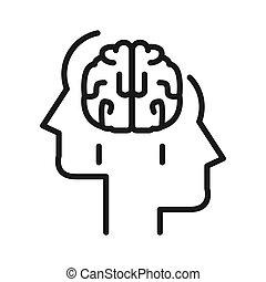 sinergia, diviso, mente