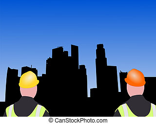 singapore construction workers