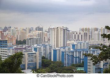 Singapore Housing Estate