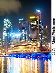 Singapore illuminated