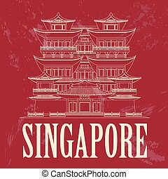 Singapore infographics