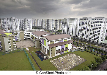 Singapore Public School and Housing