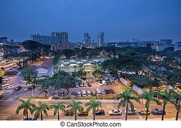Singapore Queenstown Housing Estate