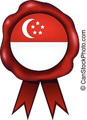Singapore Wax Seal