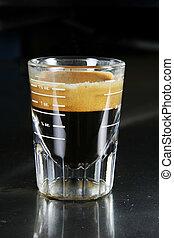 singel, espresso