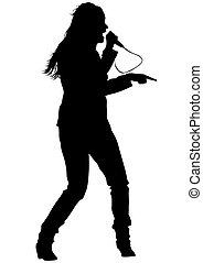 Singer women five