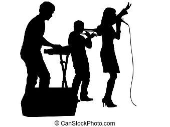 Singer women group