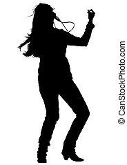 Singer women two
