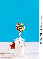 Single cake pop