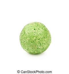 Single colored foam ball