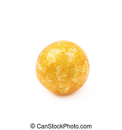 Single colored foam ball