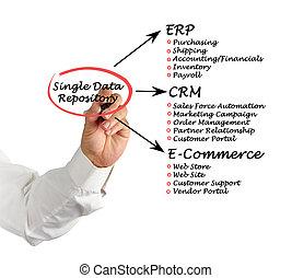Single Data Repository
