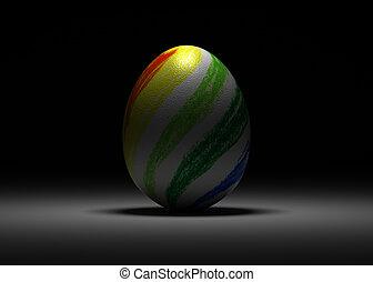 Single Easter Eggs