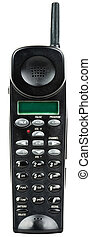 Cordless Telephone Handset with Caller ID