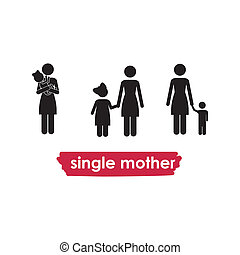 single moeder