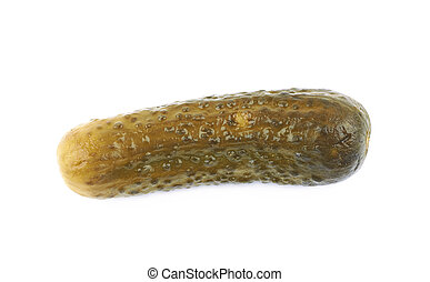 Single pickle isolated