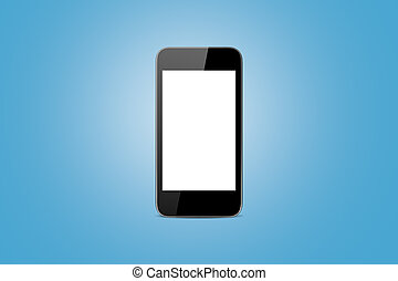 Single Smart Phone Standing