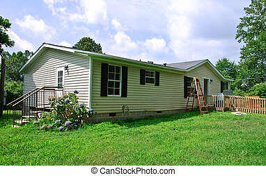 Single Wide Mobile Home Repairs