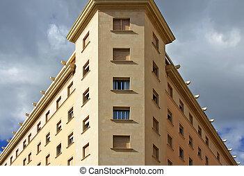 Sinister Building