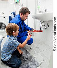 sink plumbing repairs