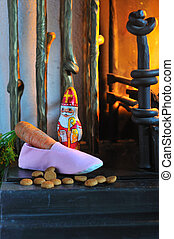 Sinterklaas in Holland
