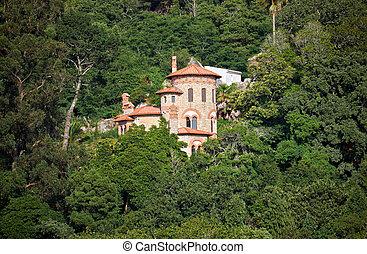 sintra, sassetti., portugal., villa