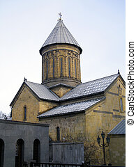 Sioni cathedral in Tbilisi