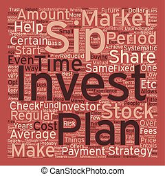 SIP Systematic Investment Plan text background wordcloud ...