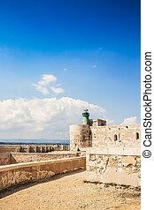 Siracusa castle