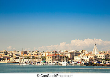 Siracusa cityscape