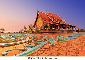 sirindhorn, wararam, chrám