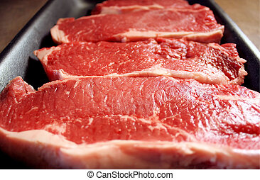 Sirloin Steaks - Fresh from the butcher - Sirloin steaks