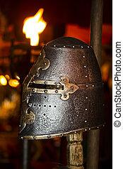 sisak, középkori, vas