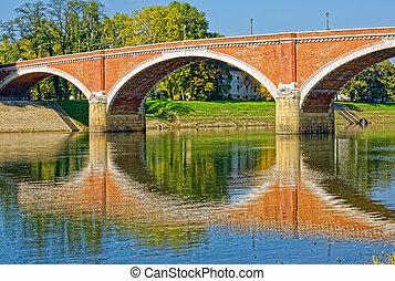 Sisak old bridge