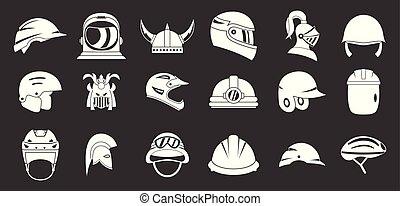 sisak, vektor, állhatatos, szürke, ikon