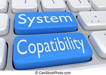 sistema, compatibilidade, conceito