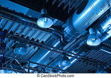 sistema de ventilación