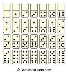sistema del dominó