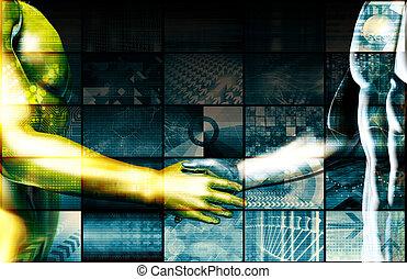 sistema, integração